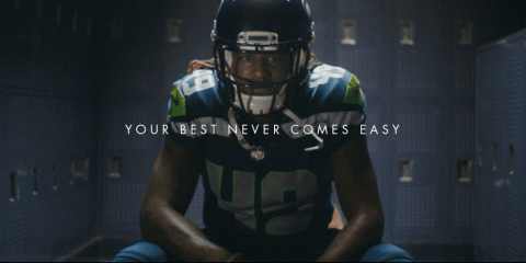 Gillette - Nothing Comes Easy | Shaquem Griffin