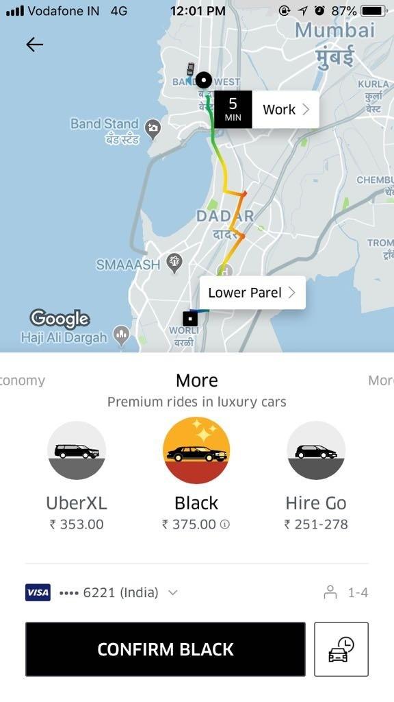 Uber Section 377   LGBTQ