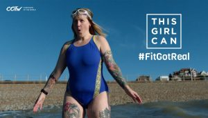 Sport England - Fit Got Real   This Girl Can