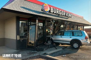 Leave It To Us - Burger King