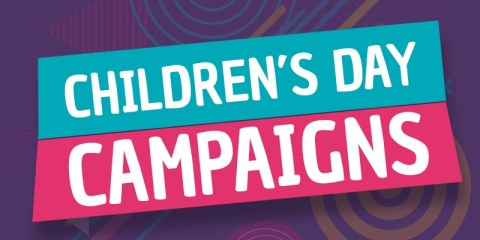 Children's Day campaigns