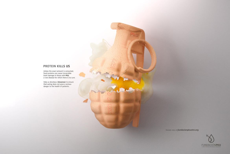 Fundación PKU: Protein Kills Us