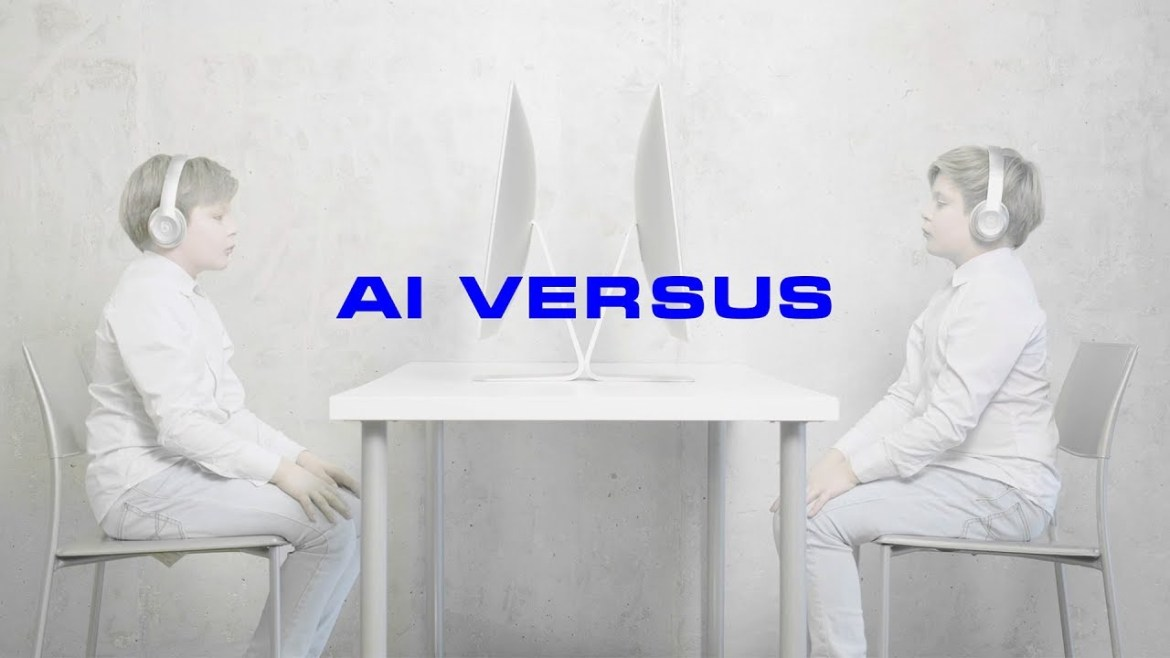 TV Rain presents AI Versus – We are what we watch