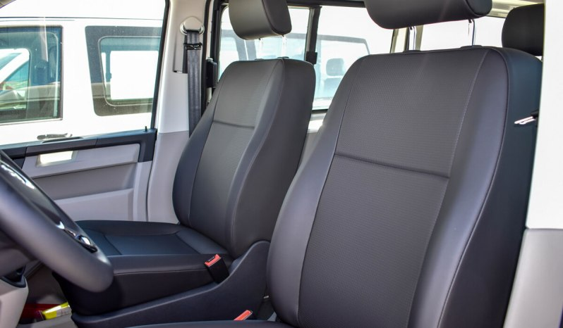 VW TRANSPORTER T6 2.0 TDI 114CV EXTRA AC 9LUGARES (2+2+2+3), LONGA COM TECTO ALTO completo