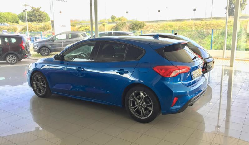 FORD FOCUS 1.5 TDCi ST-LINE completo