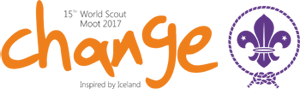 Logo World Scout Moot 2017 - Iceland