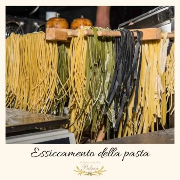 L'Artigiano della Pasta - Bronzeformen gepresstes Pastaformat - Cilento