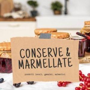Conserve e Marmellate