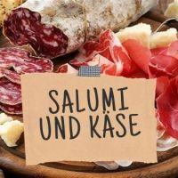 Salumi und Käse