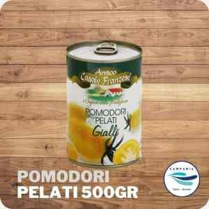 Giulio Franzese Pomodori Pelati Gialli