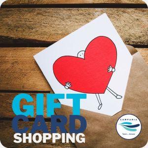 CampaniaTipica Gift Shopping Card