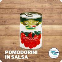 Pomodorini in Salsa Giulio Franzese