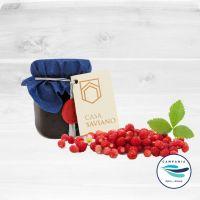 Confettura Artigianale extra di Fragoline di Bosco