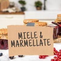 Konserven und Marmelade