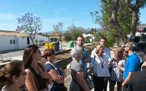 Verde y Porras en Santa Rosalía-Maqueda