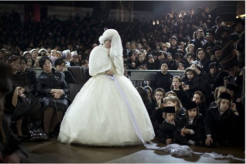 Orthodox bride