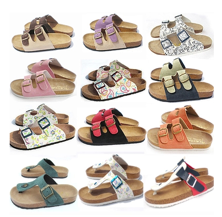 New-font-b-Birkenstock-b-font-fashion-women-sandals-summer-beach-shoes-unisex-hot-seller