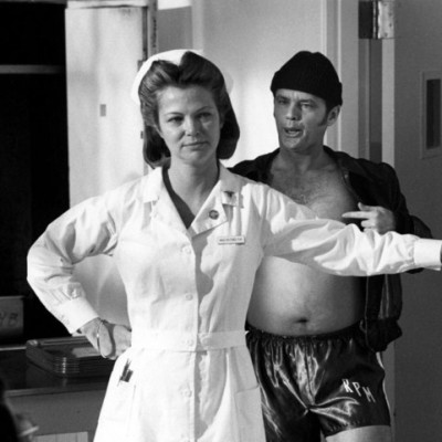Nurse Ratched: the embodiment of all nursing nightmares