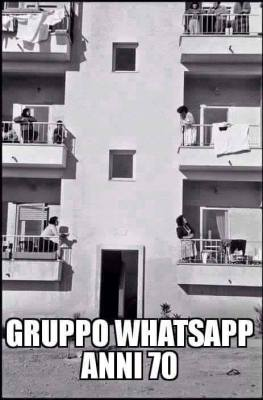 whatsapp 70s
