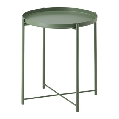 ikea green table