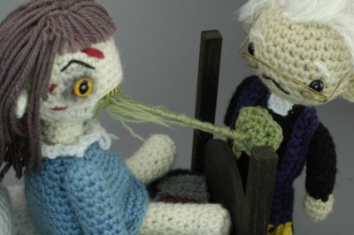 crochet exorcist