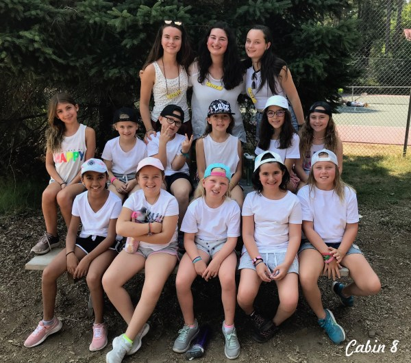 SECOND SESSION 2019 – JUNIOR GIRL CABIN PHOTOS | Camp Arowhon