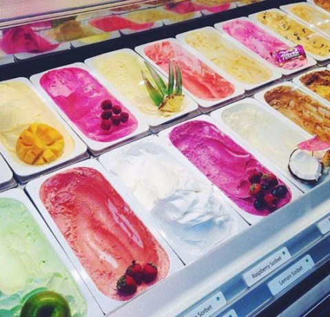 48 Flavours on Gouger Street, Adelaide. Photo: Anna Gamlen Photo