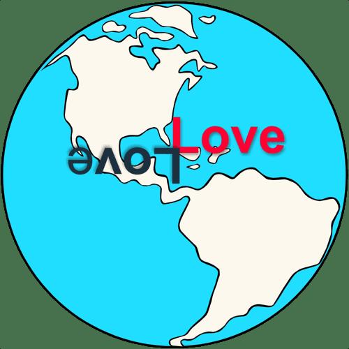 Love vs Love logo
