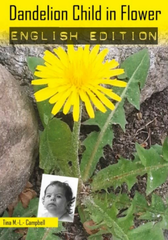 Are you living in Denmark - find my English book 'Dandelion Child in flower' here