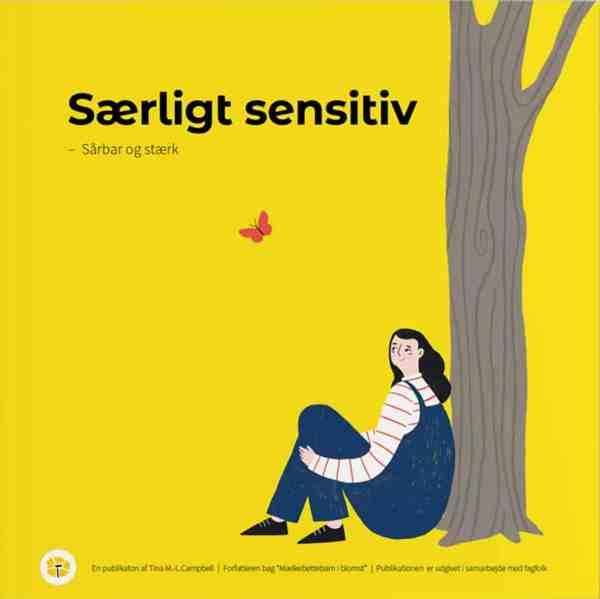 Forside af publikationen Særligt sensitiv - campbell.dk