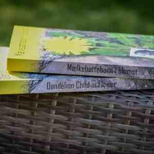 Dandelion Child in Flower - Autobiography