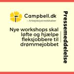 Nye workshops skal løfte og hjælpe fleksjobbere til drømmejobbet