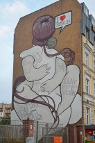 East Berlin building