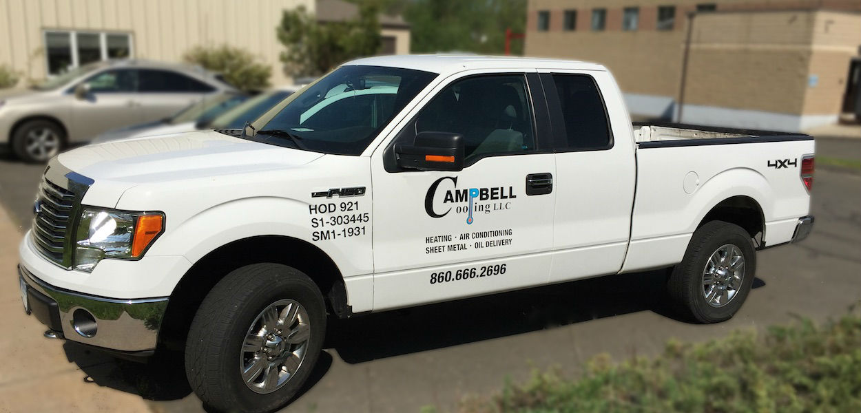 Campbell Cooling for your heating and cooling needs