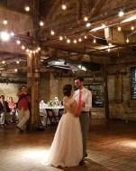 Green point Loft couple First Dance