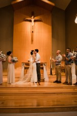 Seattle Wedding Chapel Ceremony