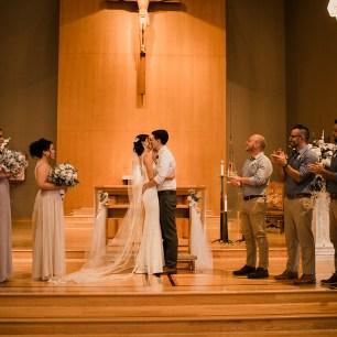Seattle Wedding Chapel Ceremony