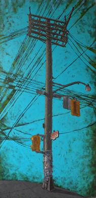 Pole #161 Pat Dumas-Hudecki