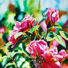 Roses, Roses - Sherrill Girard
