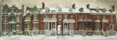 Townhouses, Debra Tate-Sears