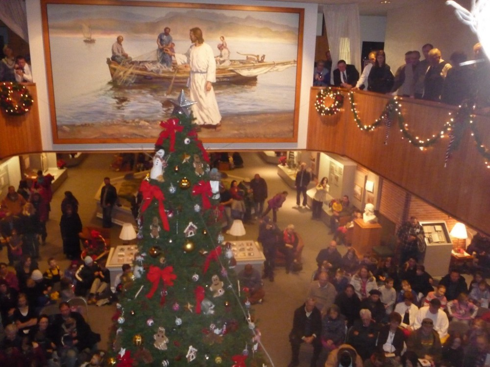 Christmas in Old Nauvoo (1/5)