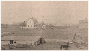 Andrew Erikson Homestead (circa 1887)
