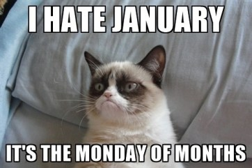 January Blues Image
