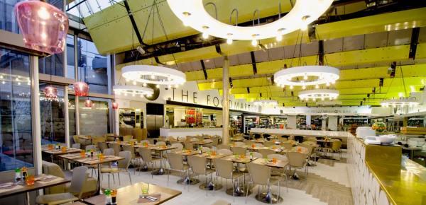 Restaurant Interior Design   Bars Cafe Branding Marketing ...