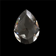 50mm Clear Bauhinia Shape Crystal Pendants One Hole Crystal Glass Chandelier Pendants For Wedding Decor Hot Jpg 220x220q90