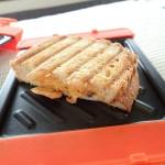 電子レンジ機能だけで簡単にホットサンド・トースト(食パン)を焼く!!【Bake it! ベイクイット】【料理 レビュー レシピ キャンピングカー】