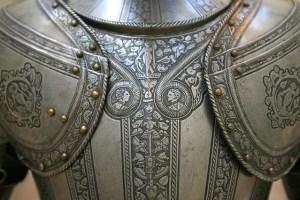 Put on the full armor of God!