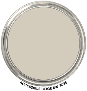 Accessible-Beige-SW 7036 Paint Blob