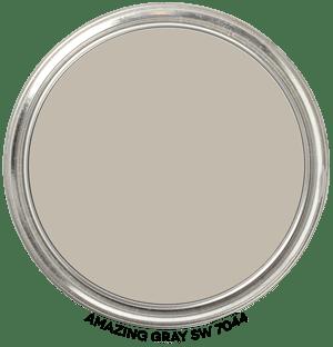Amazing Gray SW 7044 by Sherwin Williams