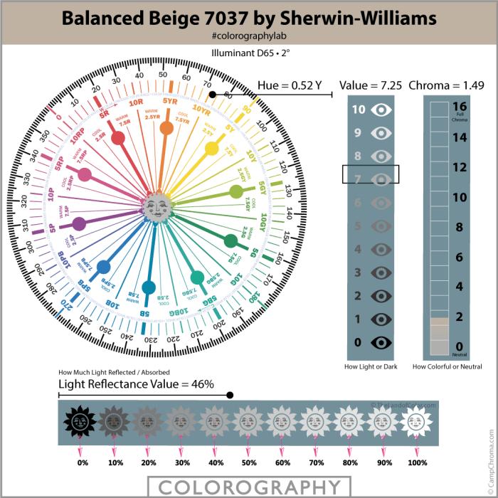 Balanced Beige 7037 by Sherwin-Williams